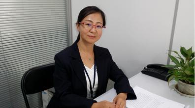 志愿专家王惠静副教授